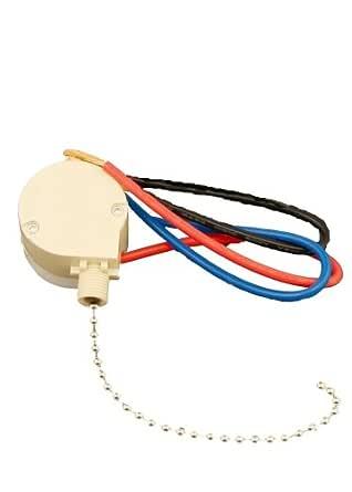 Leviton 1689-50 Pull Chain Switch-SX-0154062, Multicolor: Industrial &  Scientific - Amazon.comAmazon.com