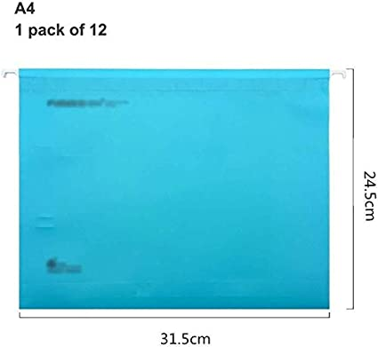 31.5X24.5CM Office Supplies File cabinet File Cabinet Clear Plastic Visor Multicolor Important Documents Kraft Cardboard Product Manuals Medical Charts Large Number Color : C1