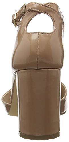 Femme 170 Perkins Fermé Dorothy Bout Deena nude Beige Escarpins Patent TdwYzx6