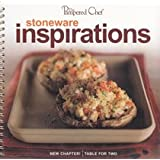 The Pampered Chef : Stoneware Inspirations