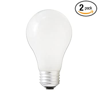 Bulbrite 115142   43 Watt Halogen Light Bulb (**2 PACK**)