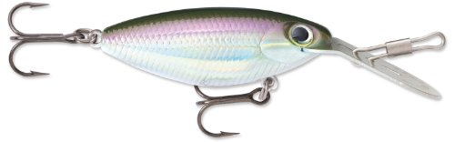 Storm Rattle Tot 6 Fishing Lure, Rainbow Smelt, 2-1/4-Inch