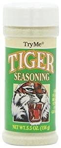 Tiger Sauce N Seasoning Try Me 2-Pack