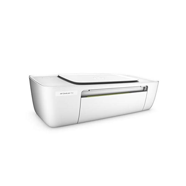 HP DeskJet 1112 Single Function Inkjet Colour Printer 3