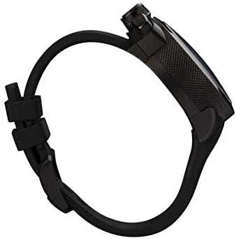 [ボンバーグ] メンズ 腕時計 クオーツ クロノグラフ 懐中時計 ポケットウォッチ ボルト68 BOLT-68 BS45CHPBA.012.3 ラバーベルト 黒 ブラック