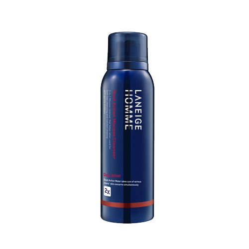 Laneige-Homme-Dual-Action-Mousse-Cleanser-150ml