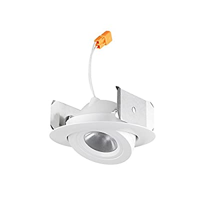 """Juno 4RLA G2 06LM 4"""" LED Adjustable Trim - DIMMABLE - Title 24 Compliant"""