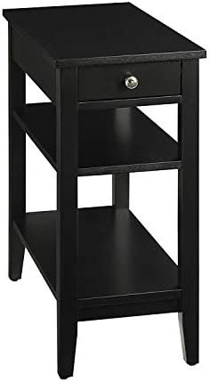 Convenience Concepts American Heritage Three Tier End Table