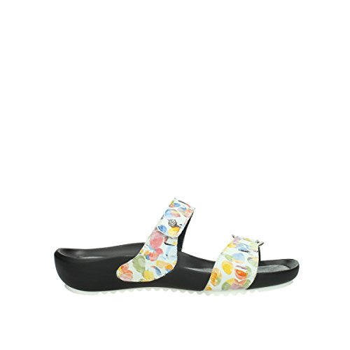 White Multi Nubuck O'Hara 12910 Comfort Wolky fqUHSwP