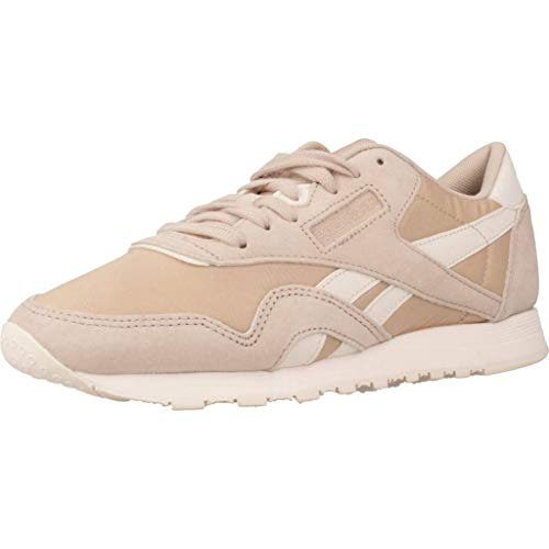 000 Cl bare Multicolore Fitness Beige Femme Chaussures Pink Nylon Reebok De seasonal pale 7dqfSfw