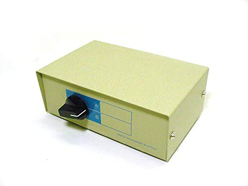 (Monoprice 101352 DB25 AB 2 Way Switch Box)