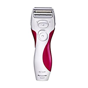 Panasonic WASHABLE 3-Blade Cordless Women's Electric Razor with Pop-Up Trimmer