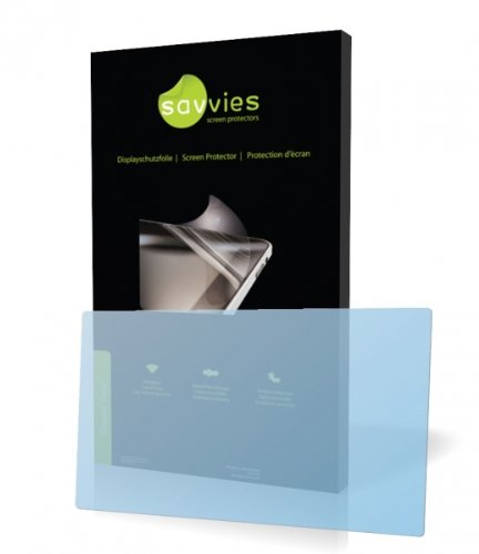 Savvies Crystal-Clear SCREEN PROTECTOR for Nexoc Pad 7, 100% fits, Display Protection Film, Protective Film by Bedifol