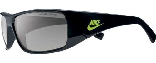 978fbe75ad0 Nike Grey with Mild Green Flash Lens Charger R Sunglasses