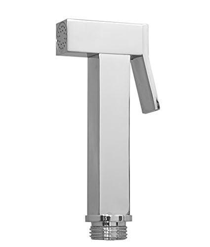 Prestige Square Brass Health Faucet Head Chrome Plated