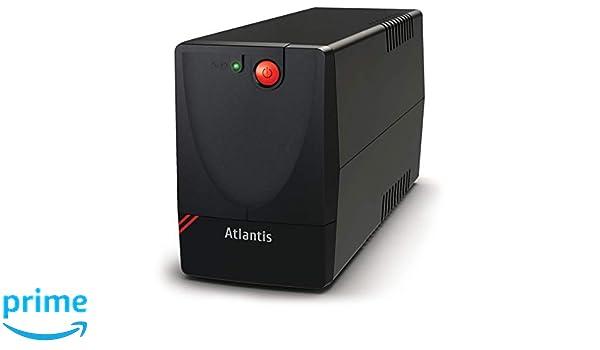 Line Interactive Potencia 1000VA Atlantis UPS X1500 500W
