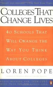 Colleges That Change Lives Publisher: Penguin (Non-Classics); Revised edition
