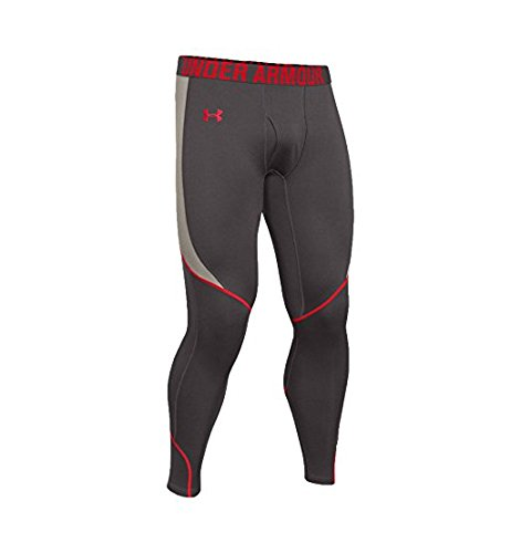 Under Armour Mens UA Charged Wool Leggings XX-Large Charcoal
