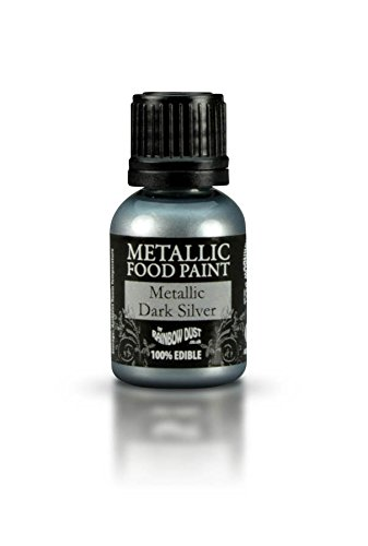 rainbow-dust-metallic-dark-silver-edible-food-paint-25ml