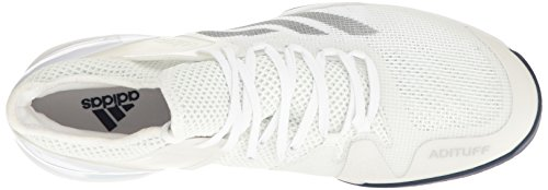 Men's Metallic Adizero White Blue Silver Tennis 2 Ubersonic Shoe adidas Mystery gZqBAd7wTq