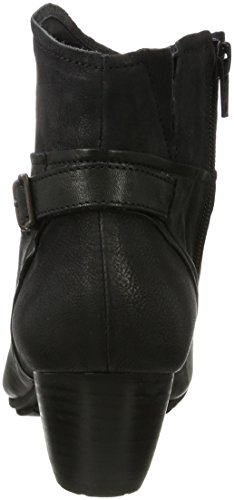 Think! Women's Ana Boots Black (Sz/Kombi 09) lRIaaT1pjj
