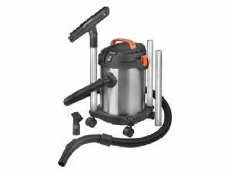 EUROM FORCE Water and vacuum cleaner 1000 Watt 12l