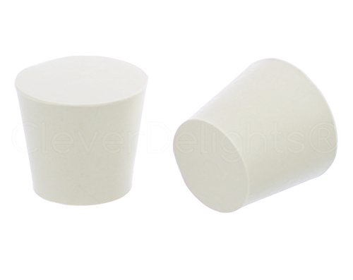 Solid Rubber Stopper - 6