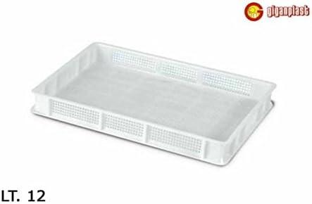 Giganplast Caja Service Perforada Varios Tamaños cm 60 x 40 (7 cm ...
