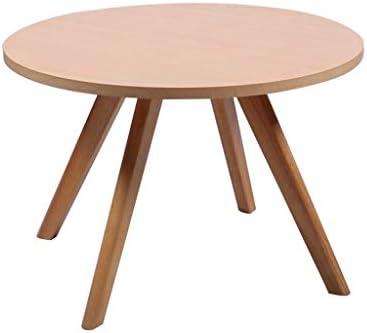 Schoon En Klassiek Ay yu Salontafel, kleine driehoek, een paar hoeken, woonkamer, moderne minimalistische bijzettafel, eettafel, stoel, bank, bijzettafel, kleine salontafel 60cm × 40cm Wood Color  mMDPKKU