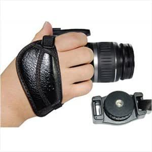 CowboyStudio Hand Strap for Digital & Film SLR Cameras for Canon and Nikon
