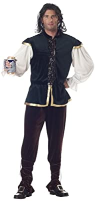 California Costumes Men's Tavern Man Costume