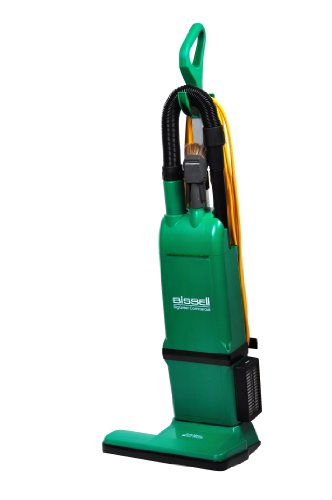 3' Dust Brush - Bissell BigGreen Commercial BG1000 Dual Motor Upright Vacuum with On Board Tools