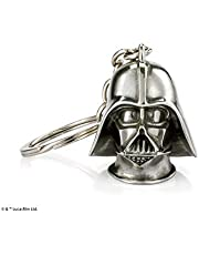 Royal Selangor Hand Finished Star Wars Collection Pewter Vader Keychain