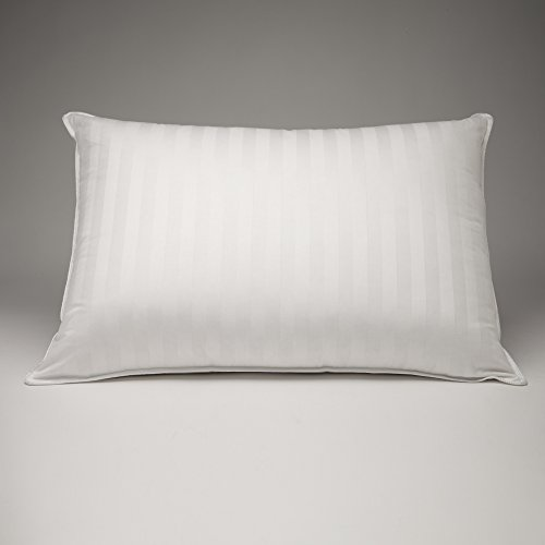 FineFeather 100% Hungarian White Goose Down Pillow, Luxury...