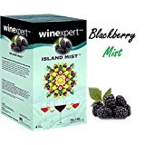 Island Mist Blackberry Cabernet Wine Kit by Winexpert Wine Kits Free Shipping