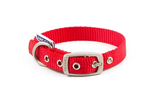 Ancol Heritage Nylon Dog Collar