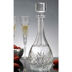 Shannon by Godinger Crystal Wine Decanter 900 ML