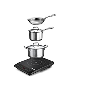 Tramontina 6 Piece Portable Cooktop Induction Cooking System – Is induction for you?