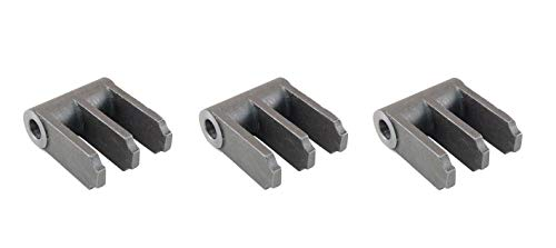 (3) 719-04308 Flail Blade Chipper Shredder OEM for Troy Bilt Craftsman