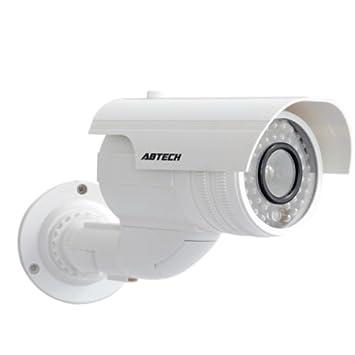 BestOfferBuy Cámara CCTV de Seguridad y Vigilancia Ficticia con Luz LED Parpadeante: Amazon.es: Bricolaje y herramientas