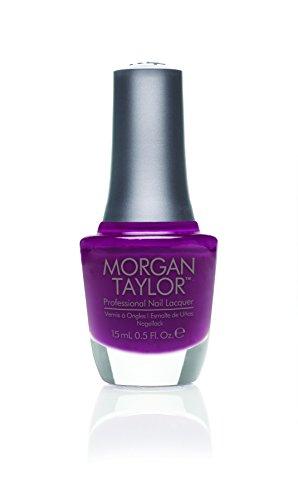 Morgan Taylor Nail Polish, Berry Perfection, 0.5 Ounce