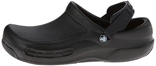 Pictures of Crocs Men's and Women's Bistro Pro Work Clog Slip Resistant Work Shoe, Great Nursing or Chef Shoe 5
