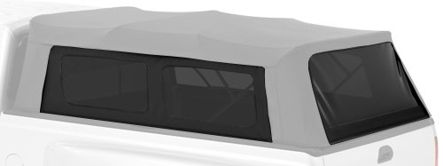 Bestop 76320-35 Black Diamond Tinted Window Kit for - 2014 Tacoma Camper Shell