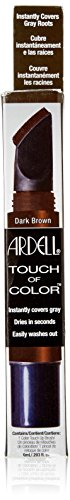 Ardell Touch of Color Hair Dye, Dark Brown, 0.2 Fluid Ounce