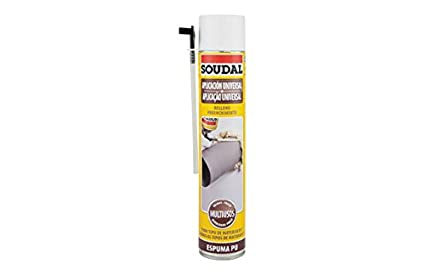 Soudal 22115797 - Espuma Poliuret.750Ml Manual 22115797