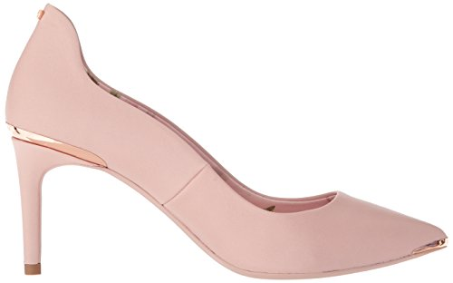 Ted Baker Women's Vyixyn Pump, Blossom Pink Leather Blossom Print Lining, 8 Medium US by Ted Baker (Image #7)