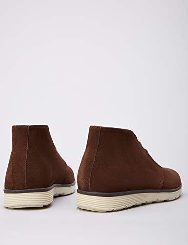 Find Chukka 44 Leather Botas Eu Brown Marrón qnpxqARw0r
