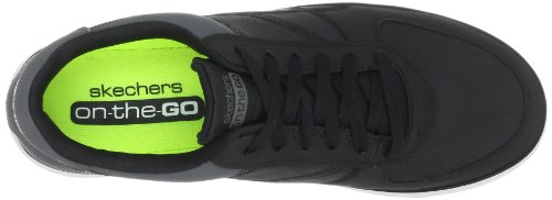 Skechers on the GO Court 53560 WNV - Zapatillas para hombre Negro