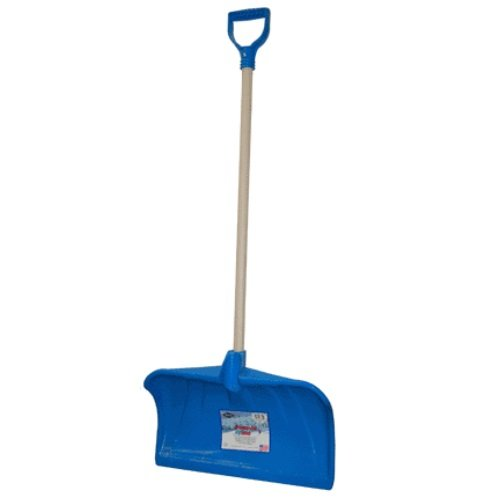 20'' Poly Snow Pusher by Rugg