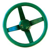 Gorilla Playsets Steering Wheel Color: Yellow
